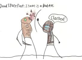 Dead Space fact 19 by ThePerson76