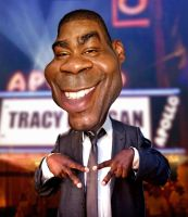 Comedian Tracy Morgan by RodneyPike