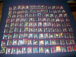 AnimeNEXT Cards Stack P1 by RJTH