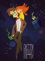 Raggedy Doctor by ToxicKittyCat