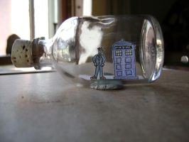 210:  Time in a Bottle v 2.0 by CrazyFoxMoon