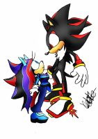 ::REQUEST:: -susan and shadow- by SwedensSweetHeart96