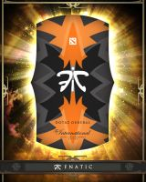 TI5 Banner - 11 - Fnatic by goldenhearted