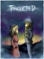 TongueTied Poster by NWayfarer
