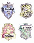 HOGWARTS HOUSES by TheHiddenTalents