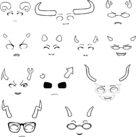 Troll Faces by MusicofFire
