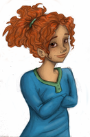 Rose Weasley--HP by shadkat
