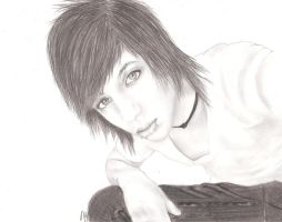 Andy Sixx by xpaperstarx