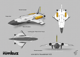 Project Nimbus - UCN SSTO Transport by TypeProton