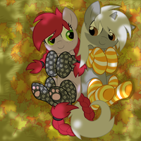 Fall Shipping by wingedwolf94