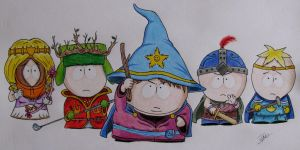 South Park - The Stick Of Truth by Tedi1302