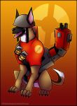 TF2 - Guard Dog Soldier by RatchetMario