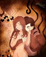 Amorra like Klimt by witchdoctor-cupra