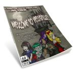 Welcome to Hellsville Cover by JScomics