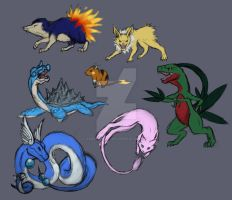 Realistic Poke SD -freehanded- pt1 by XSpiritWarriorX
