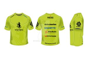 Camiseta Wizards 2013 by Oizin