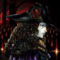 Vampire Hunter D by Marto