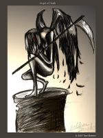 Angel of Death by CelticMagician