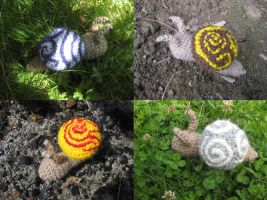 Elements 4 Snails by Twinsmanns