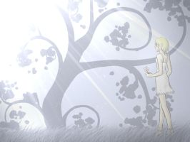Namine Wallpaper by Scythe-Sugar-Static