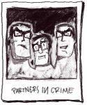Partners in crime Draft by sergiokomic
