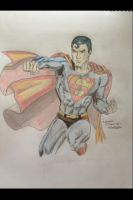 Superman by Gallagher92