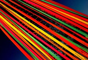 Diagonal Ribbons by lucie-lubot