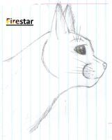 Firestar by Sagesleaf