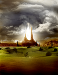 The Ivory Tower by Azenor