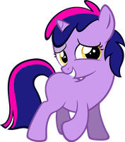 Dinky Doo as Twilight Sparkle by Jdueler11
