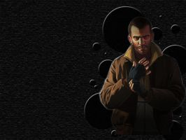 GTA 4 Wallpaper by Razpootin