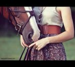 A Girl and Her Horse V by PaytonAdams1