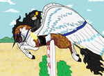 Galetossed in Everland Show by Kidrylm-writer