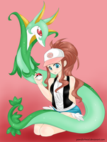 Pokemon White by PawsforHead