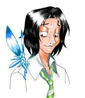 Young Snape n Fairy by Severus-Snape-Club