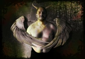 The Defiant Demon by furryfoto-fotography