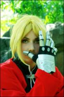 Edward Elric by YokoAyane
