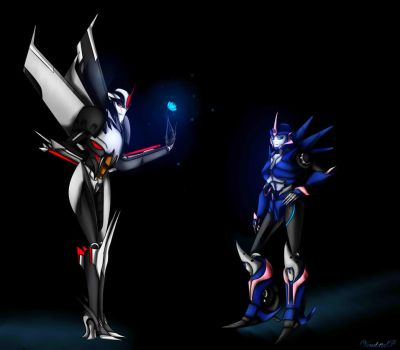 For you ... Arcee by VendettaPrimus