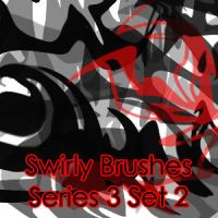 Swirly Brushes Series 3 Set 2 by AgtBauer24