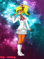 Coco as Lili by omegacybersilver