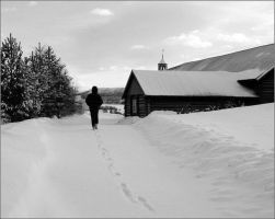 Winter by midtun