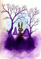 Easter in Wonderland by MissPoe