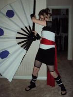 Temari preview - Kawa Con by Sappheirous