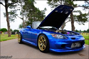 S2000 Turbo'd by bubzphoto