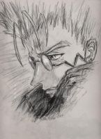 Dark Vash by OraLacerta