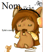 Iscribble fun by Fierying