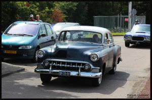 1953 Chevrolet 210 by compaan-art