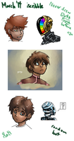 iScribble Things (2) by Yanguchitzure