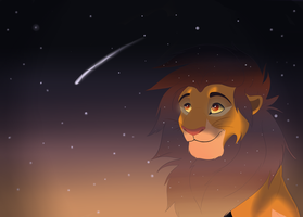 Simba you just space by MarryGorgeous