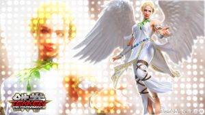 ncKing of Iron Fist Tag Tournament 2 Angel by NaughtyBoy83
